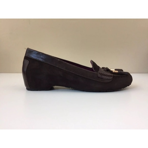 DR WEIL ORTHAHEEL Schuhes Andrew   Dr Andrew Schuhes Weil Florence Espresso Suede ... 87799c